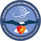 CCPO Seal - Defense Information Systems Agency