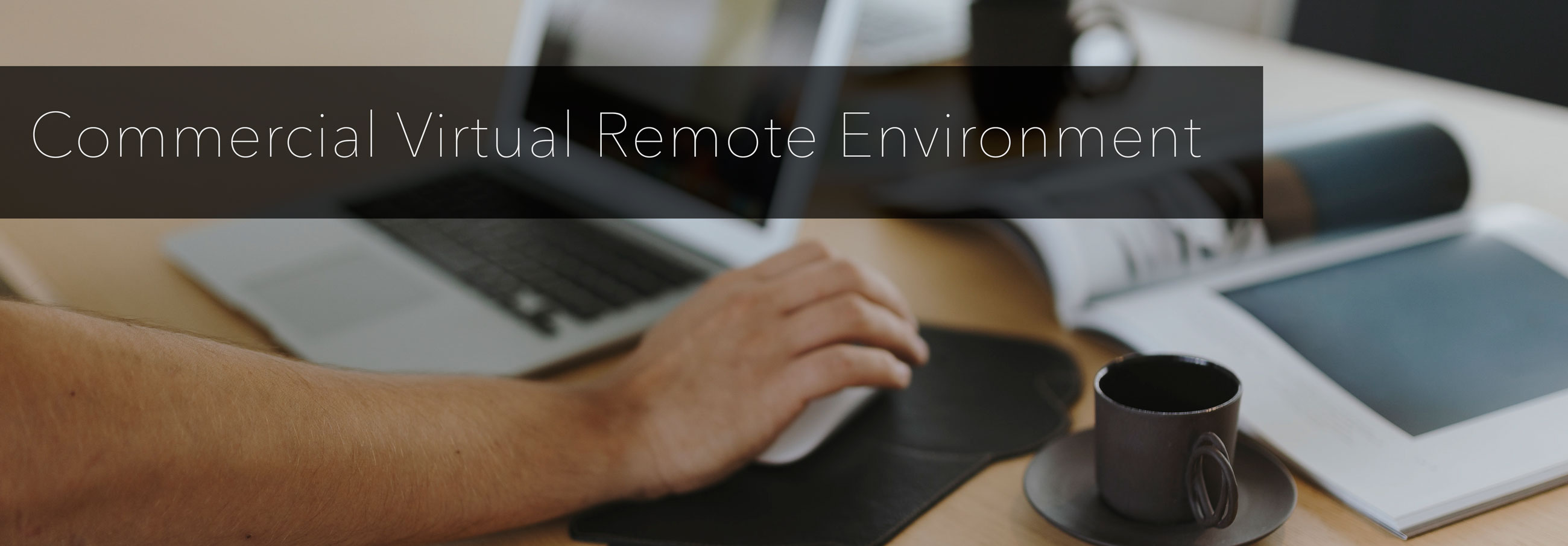 Commercial Virtual Remote Environment